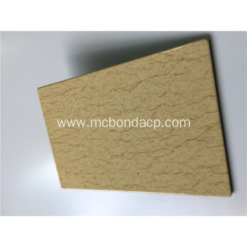 MC Bond Marble Metal Composite Panel ACP